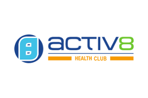 Activ8 Health Club Logo