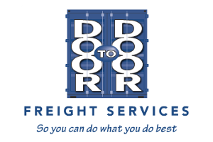 Door to Door Freight Services Logo