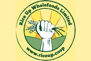 Rice Up Wholefoods Logo