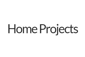 Home Projects Logo