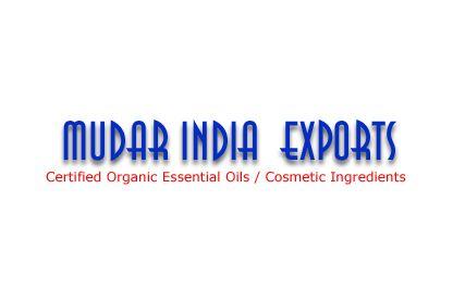Mudar India Exports Logo
