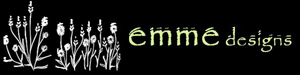 emme designs Logo