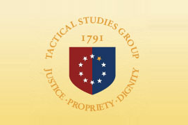 Tactical Studies Group Logo