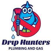 Drip Hunters Plumbing & Gas Logo