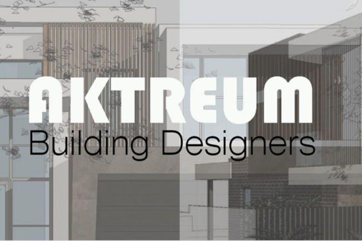 AKTREUM BUILDING DESIGNERS Logo