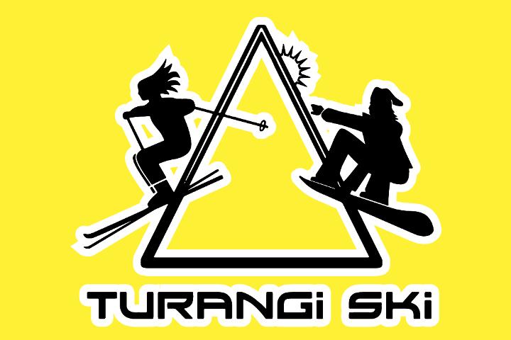 Turangi Ski Logo