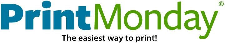 Print Monday Logo