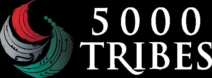 5000 TRIBES Logo