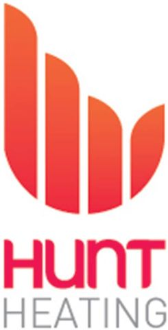 Hunt Heating Logo