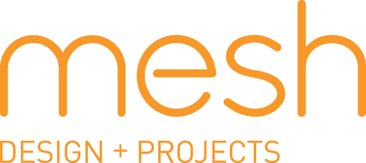 Mesh Design + Projects Logo