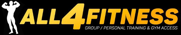 All4Fitness Logo