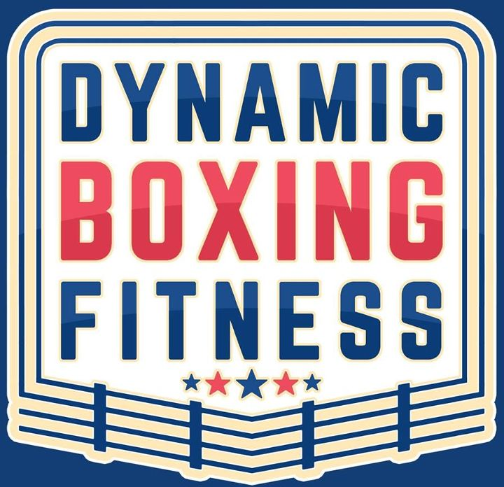 Dynamic Boxing Fitness Logo