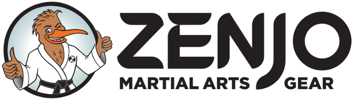 Zenjo Martial Arts Supplies Logo