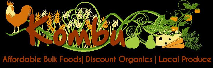 Kombu Wholefoods Logo