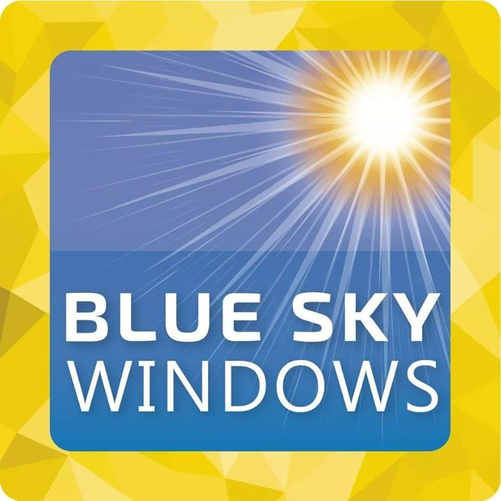 Blue Sky Windows Logo