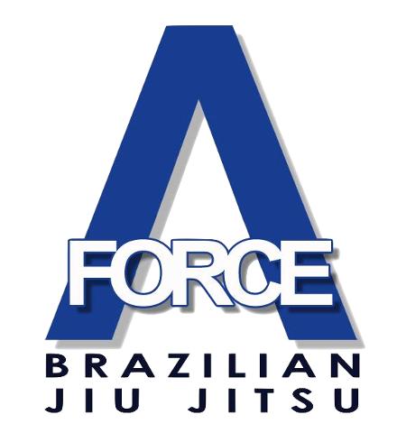 A-Force Brazilian Jiu Jitsu Academy Logo