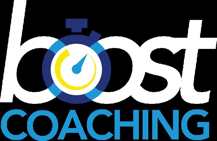 Boost Coaching Logo