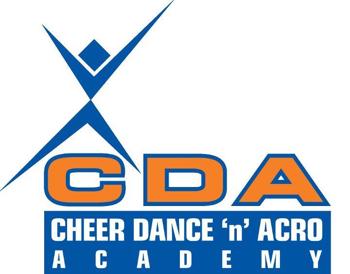 Cheer Dance 'n' Acro Academy Logo