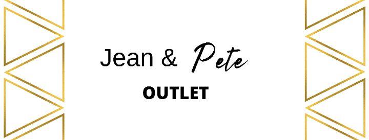 Jean & Pete Outlet Store Logo