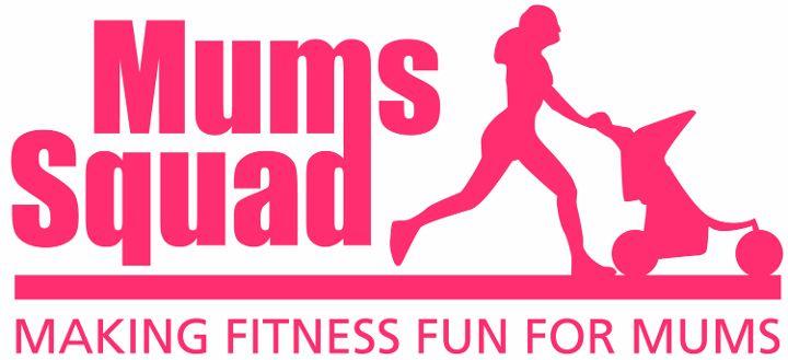 Mums Squad Logo