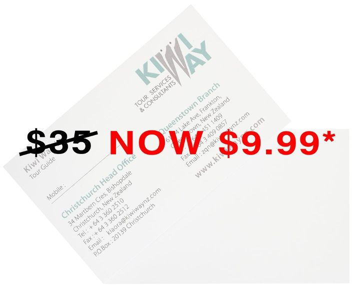 Business card special 250 cards print monday mall planet business card special 250 cards reheart Choice Image