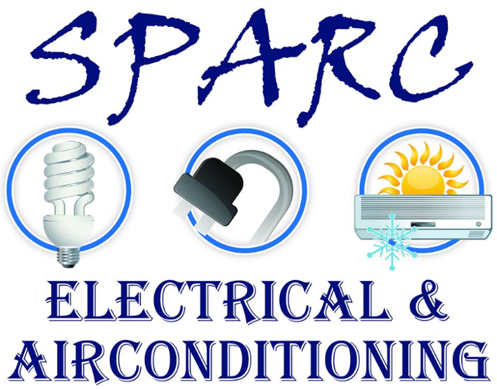 Sparc Electrical & Airconditioning Logo