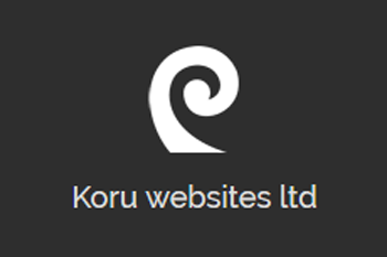 Koru Websites Logo
