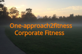 One-approach2fitness Logo
