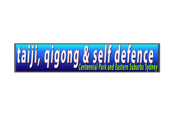 taiji, qigong & self defence Logo