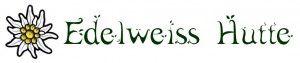 Edelweiss Hutte Jindabyne Logo