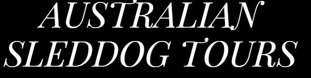 Australian Sleddog Tours Logo