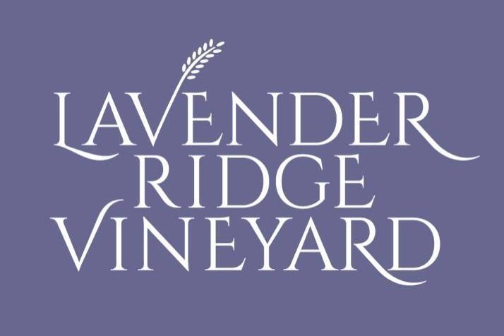 Lavender Ridge Vineyard Logo