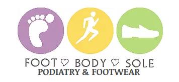 Foot Body Sole Logo